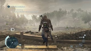HOW TO: Assassins Creed 3 - Cross the Battlefield [No Damage] HD