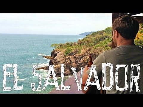 Traveling Bob & The Fish Market - El Tunco Beach, El Salvador