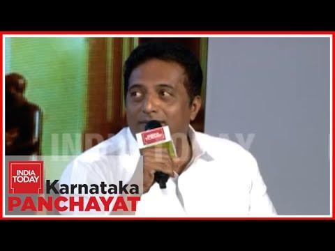 I Am Branded As AntiHindu, Communist For Criticising BJP : Prakash Raj At Karnataka Panchayat