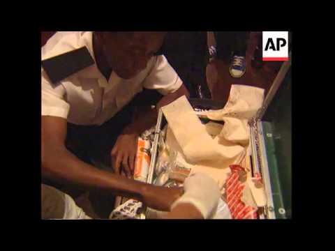 SOUTH AFRICA: ELDORADO PARK: CIVIL PROTECTION TRAUMA UNIT
