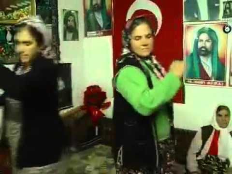 Tahtacı Türkmen Alevileri - Semah