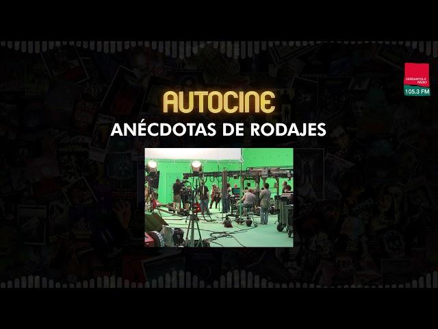 Autocine 4x25: ANÉCDOTAS DE RODAJES (experiencias)