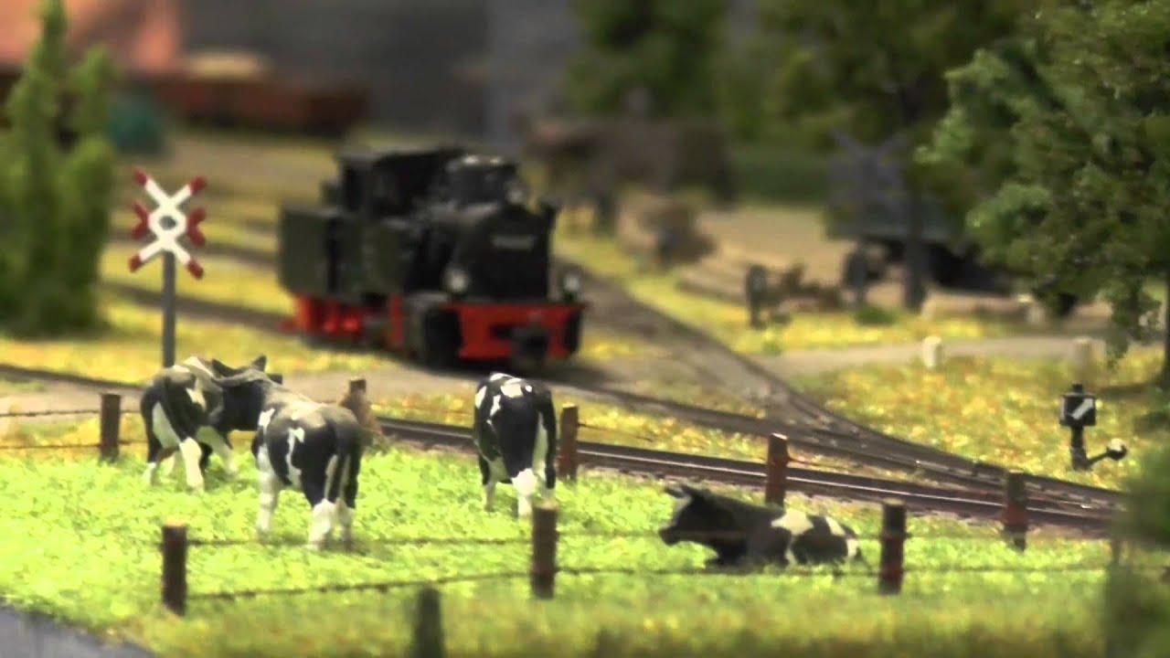h0n30 layout of railway lingen berge quakenbr ck youtube