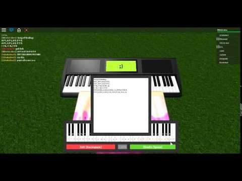 roblox got talent music sheets