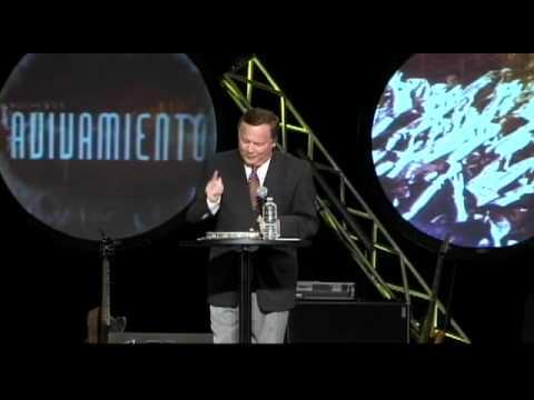 El Pastor Pepe Moran en Vino Nuevo El Paso,TX.