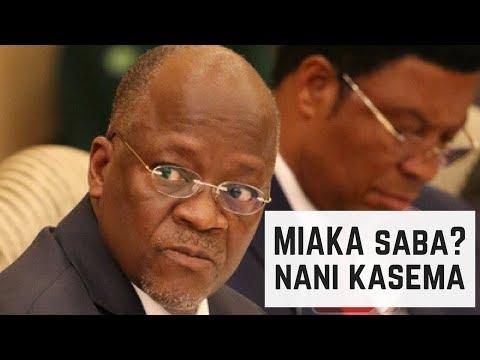 TBC: Rais Magufuli Amaliza Utata Ishu ya Kutawala Miaka 7