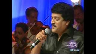 """MG Sreekumar and K S Chitra sing """"Ambalapuzhe Unni.."""" - Chitrapournami"""