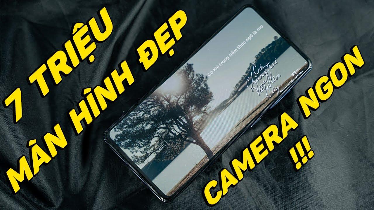 Tư vấn smartphone camera chụp ảnh, quay phim ngon, màn hình đẹp, giá tầm trung