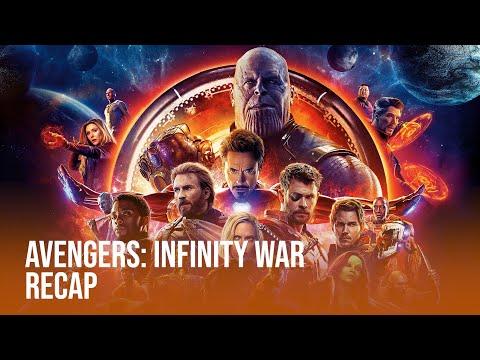 Avengers: Infinity War Recap - Get Ready For The Endgame