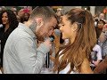 ARIANA GRANDE AND MAC MILLER LIVE THE WAY IN NYC 2013