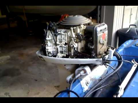 Johnson 85 hp outboard youtube johnson 85 hp outboard sciox Image collections