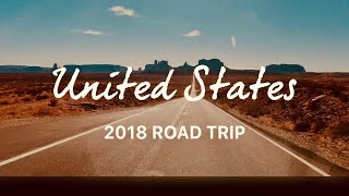 USA Road Trip 2018  Seattle  -Yellowstone-  Moab-  San Francisco