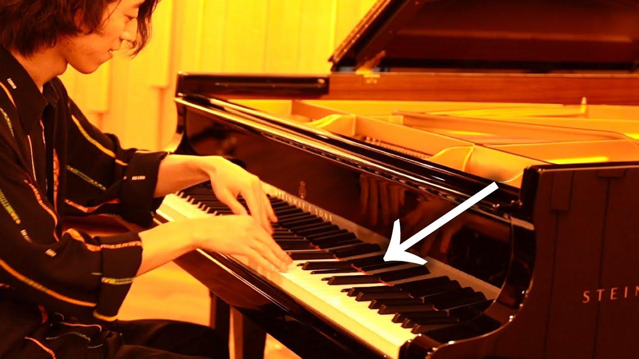 MAGIC PIANO - 猫ふんじゃった (超能力ver)