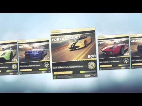 Forza Horizon - 1000 Club Expansion Pack (DLC)