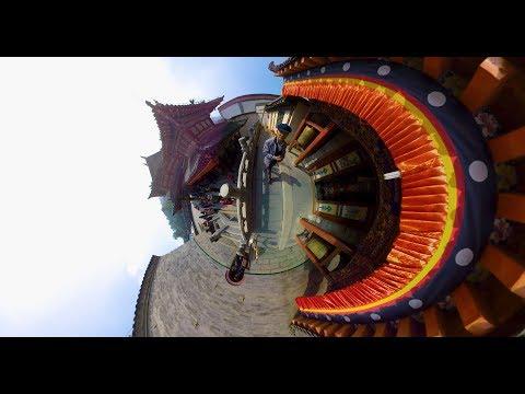 Тибетцы в Китае: провинция Цинхай (ВИДЕО 360)