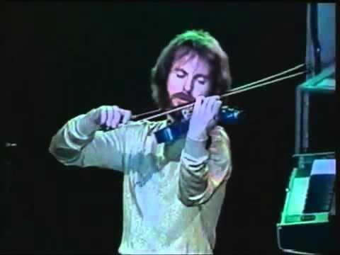 Jean Luc Ponty - Cosmic Messenger Live