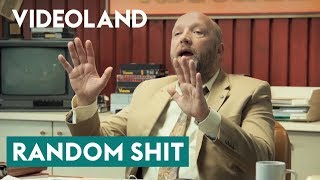 Theo Maassen, Jennifer Hoffman en meer te zien in comedyserie Random Shit