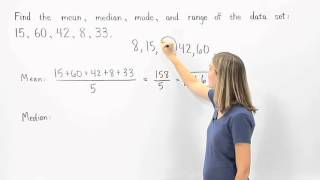 Central Tendency | Mean Median Mode Range | MathHelp.com