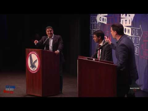 Ben Shapiro Crushes Cenk Uygur On Political Spending and Bribery