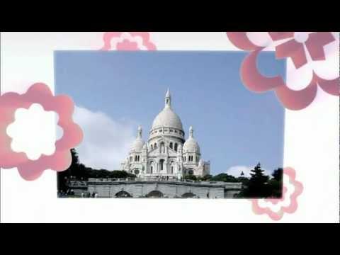 le printemps a Paris by Jacqueline Taieb.