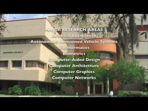 The Department of Computer Science & Engineering at USF