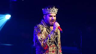 Queen + Adam Lambert - Ay Oh / WWRY / WATC  - The Forum LA 07/20/2019
