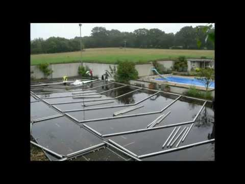 Brooklands Events, Exeter - Hoecker Wedding or Party Marquee Timelapse