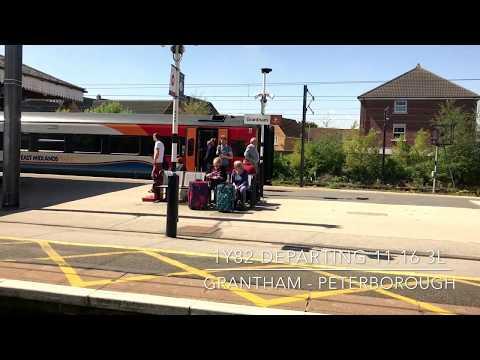 Fabe's Travels: Cambridgeshire Voyage (Newark Northgate - Cambridge - Cambridge North)