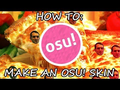 [osu!] - How to make a skin