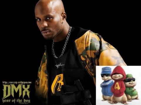 DMX Right Or Wrong /Chipmunks