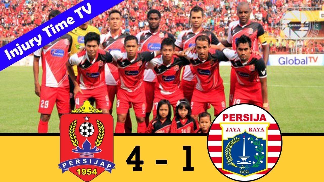 Persijap Jepara   Persija Jakarta Isl   All Goals