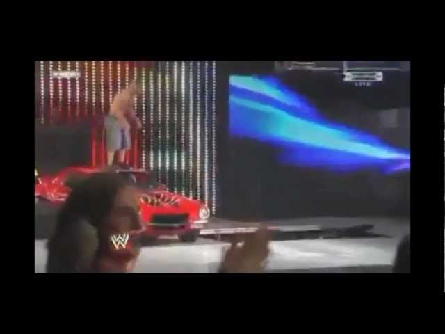 Top 10 moves in WWE 2013 Travel Video