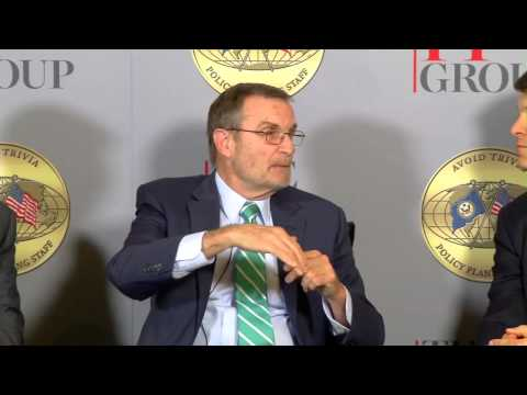 Transformational Trends Panel: Changing Global Resource Realities