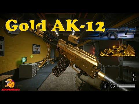 Warface - Gold AK-12 Test Gameplay Highlights