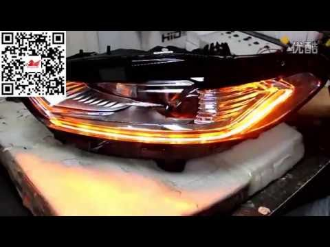 2014 2015 Ford Mondeo Fusion Led Headlights(turn Light Is