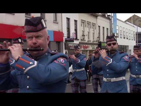 St Patricks Parade 2019 (Ballymena)