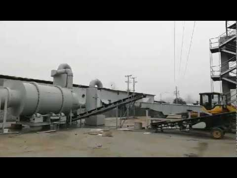 mortar rotary dryer,  drum dryer for mortar mixing plant-Shanghai Lipu