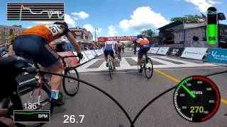 2017 TOAD Downer 4/5 Race, Tour of America's Dairyland