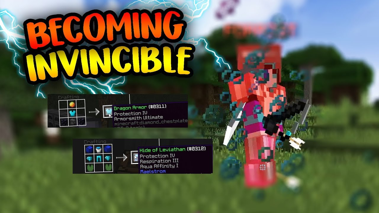 Unlocking Invincibility In Uhc If you like black dragon emperor armor, you might love these ideas. trshow