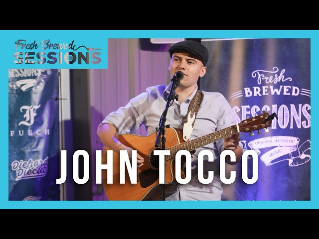 Fresh Brewed Sessions I John Tocco I Defeated