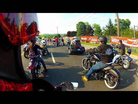 Lake George, NY - Americade Bike Week