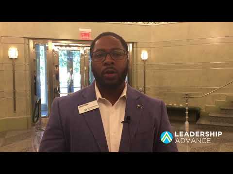 Leadership Advance: Jarron Gray