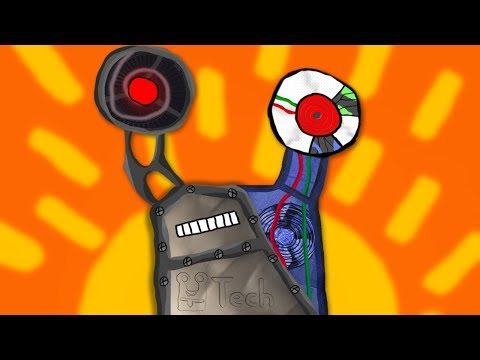 Ich bin ein Roboter | #01 「The Talos Principle」