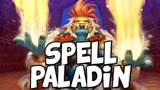 Spell Damage Paladin - Spell Damage From The Deck! | Rastakhan