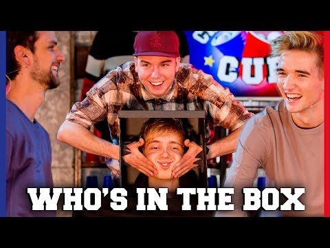 WELKE YOUTUBER ZIT ER IN DE BOX? | Dylan, Gio, Kelvin, Kaj | Challenges Cup #52