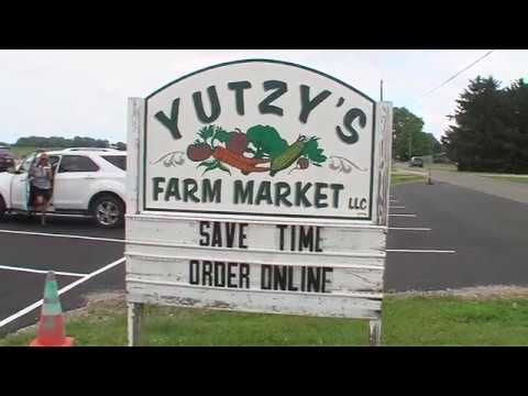 Yutzy's Farm Market on Out n About Columbus 6/24/2018