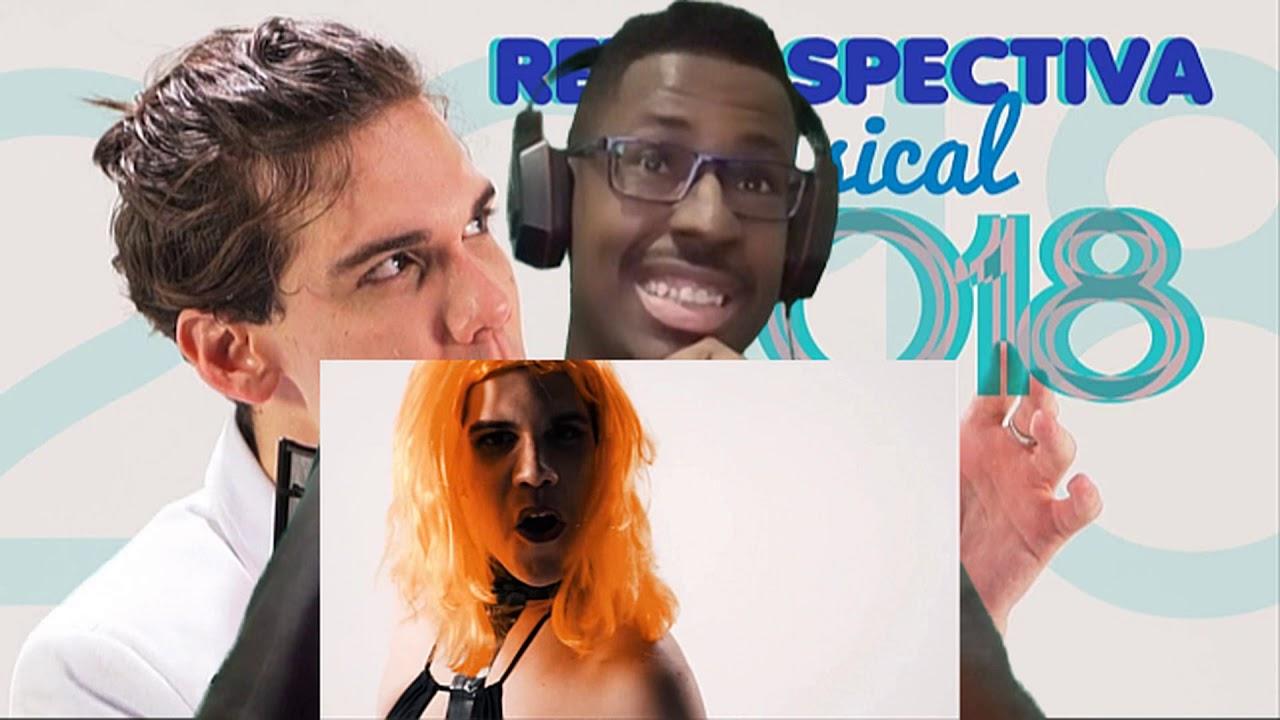 React : RETROSPECTIVA MUSICAL 2018 - MrPoladoful - Reação