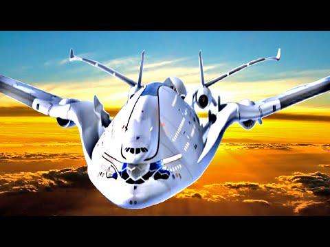 .無人駕駛客機能為航空業節省 350 億美元,但是有人敢坐嗎?