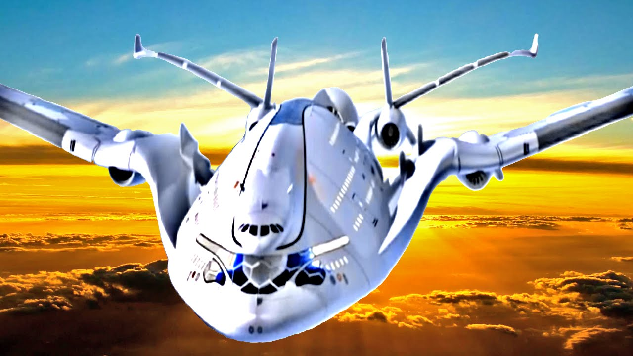 The Future of Airplanes - YouTube
