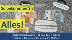 150 € Bonus bei Eröffnung von Gratis-Girokonto ◄◄◄